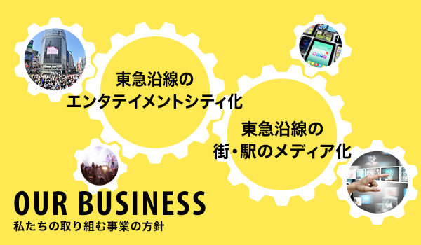 OUR BUSINESS 事業内容